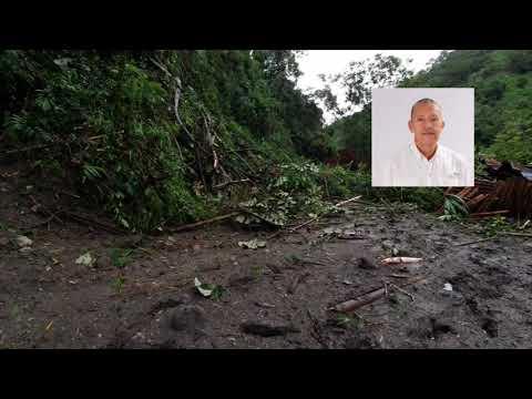 Alcaldía de Ibagué entregó ayudas humanitarias a damnificados por el invierno en Tapias