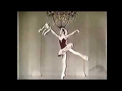 Balanchine's Tarantella: Patricia McBride & Mikhail Baryshnikov (1978)