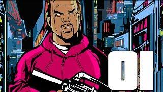 Grand Theft Auto: III - Missião 01 #Garota de Luigi   Gameplay   [PC]