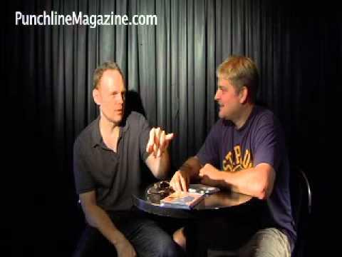 Bill Burr interview - Punchline Magazine