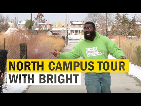 Humber College North Campus Tour Video with Bright
