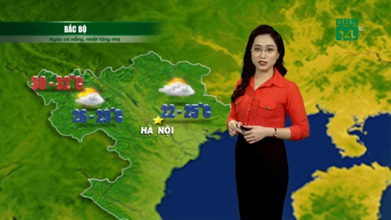 Thời tiết 12h 02/04/2020: Trưa chiều trời hửng nắng, nhiệt độ tăng nhẹ | VTC14