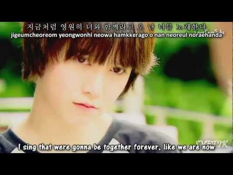 Kilgu Bong-gu - I Sing You (The Musical) MV [English subs + Romanization + Hangul] HD