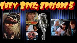 They Bite: Episode 5: Interview with Critters 2 Star Liane Curtis
