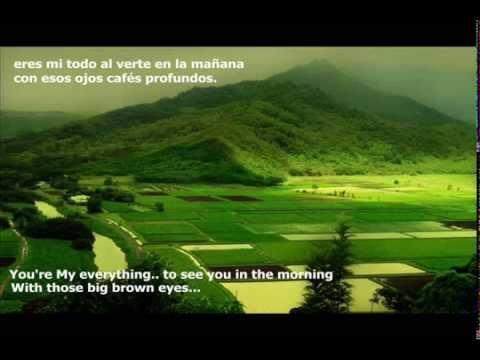 You're My Everything (Eres Mi Todo) Santa Esmeralda, Ingles Y Espanol Letra
