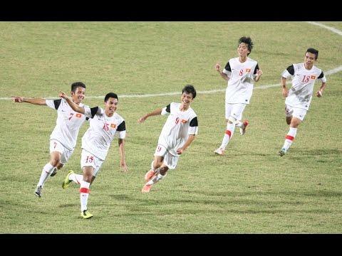 U19 VietNam - Style Tiki Taka - Đá như Barcelona