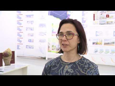 Новости СПБГУ: Выставка Дизайн Среды
