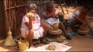 Artesanías de Alfarería y Cerámica de Campeche