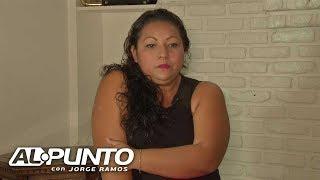 """""""Veníamos buscando libertad y seguridad"""": madre que lleva más de un mes separada de su hijo cuenta s"""