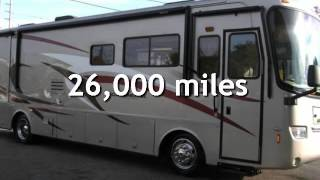 2008 MONACO HOLIDAY RAMBLER VACATIONER XL 36WBD for sale in Angola, IN