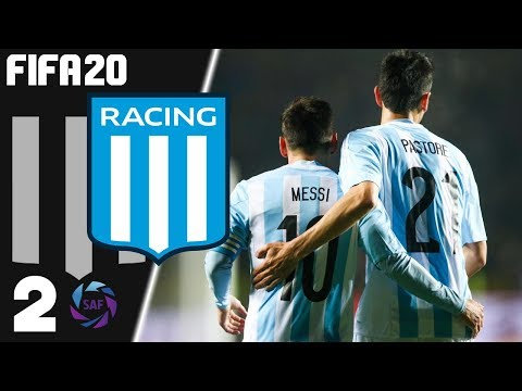 FIFA20 | CARRIÈRE RACING : ON RECRUTE 2 STARS !#02