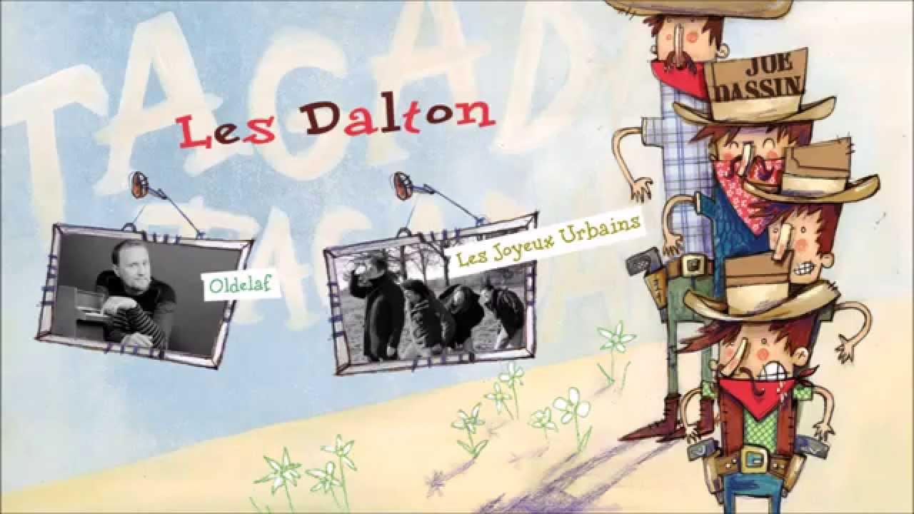 GRATUIT DASSIN DALTON TÉLÉCHARGER LES JOE