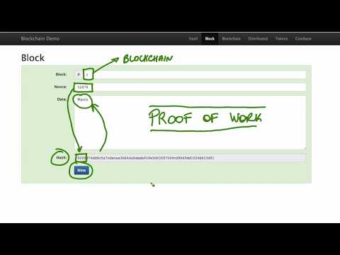 I Fondamenti della Blockchain: i Blocchi. Come si validano e come vuol dire Minarli?