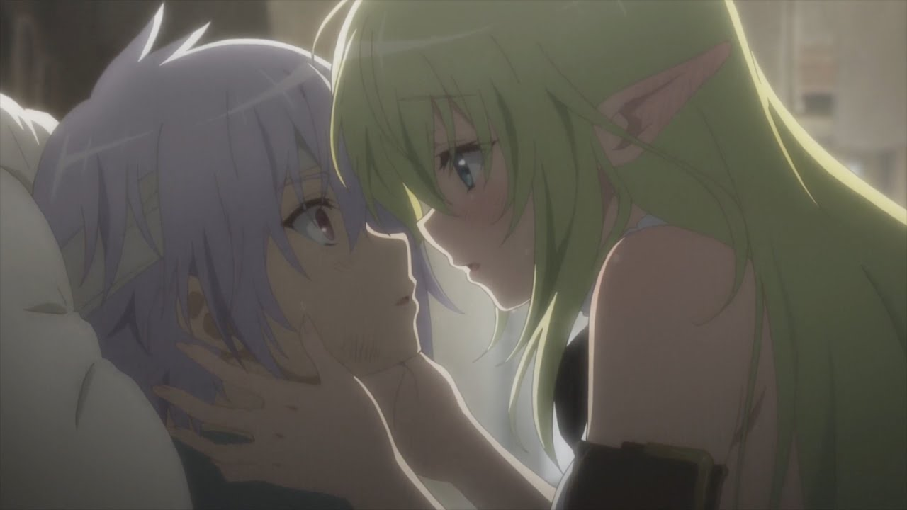 Download Cutest Unexpected Kisses in Anime
