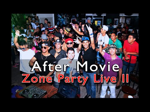 Zone Party Live II  - After Movie 2015