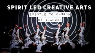 Spirit Led Creative Arts // Epistle To The United Kingdom // Alaroke // Elevation Worship