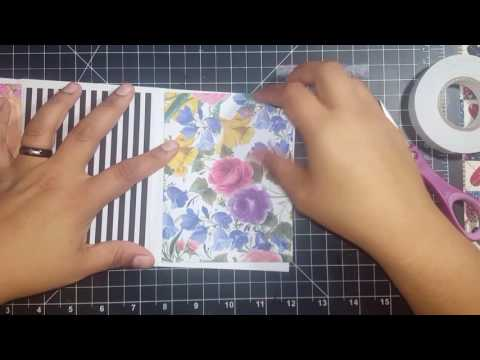 Envelope Flipbook/Album/Scrapbook