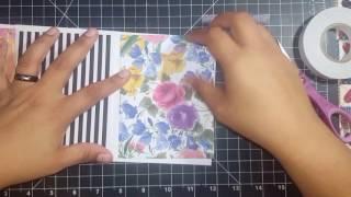 Envelope Flipbook/Album/Scrapbook