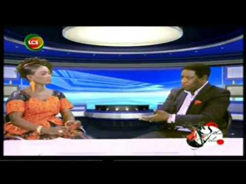 """Lamine Ndiaye (Comédien) dans """"Salsa Folies"""" du Mercredi 22 Octobre 2014 - LCS"""