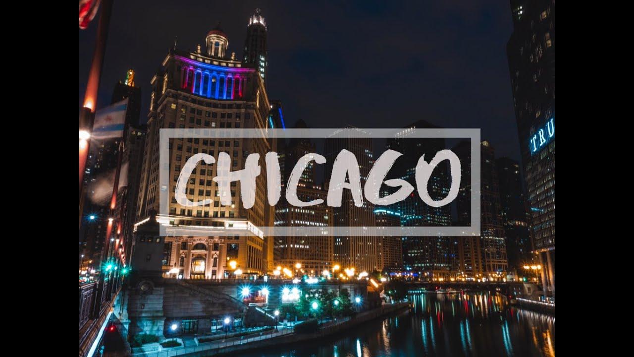 DJI Osmo Pocket- Chicago Cinematic