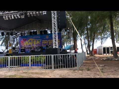 Port Dickson Water Fest 2014   Karaoke Season 1