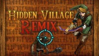 Hidden Village Remix : Zelda Twilight Princess Resimi