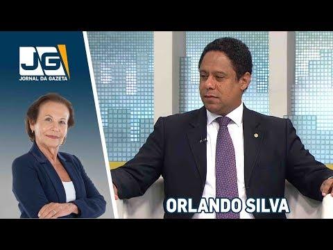 Orlando Silva, deputado federal (PCdoB/SP), fala sobre as eleições