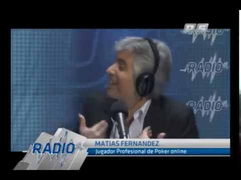 "Matías Fernandez "" Matiifz"" en Poker Sports Radio   18/11/2011  Bloque 3"