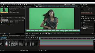 How To Green Screen VFX Breakdown Compositing  After Effcets