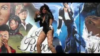 EUROPEAN DANCEHALL QUEEN SHISHA NEW VIDEO 2010