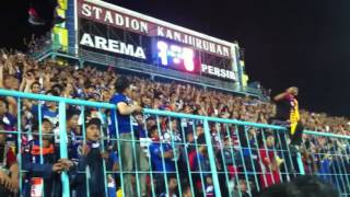 Aremania - Bersatu Dalam Jiwa at Stadion Kanjuruhan
