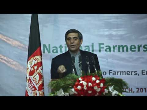 Afghanistan Ministry of Defense Self Sufficiency in Consuming Local Products