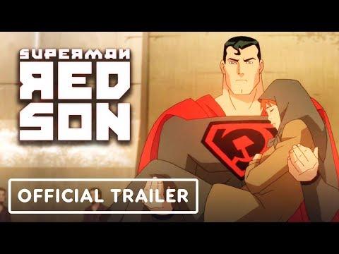 Veja o primeiro trailer do filme Superman - Entre a Foice e o Martelo