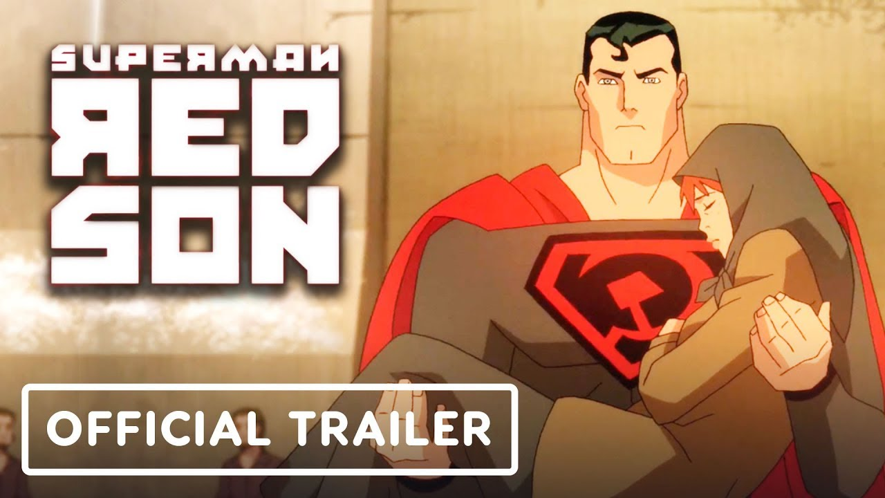 Superman: Red Son - Tráiler oficial exclusivo (2020) + vídeo