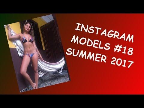 INSTAGRAM MODELS #18 - SUMMER 2017 ☀🌊