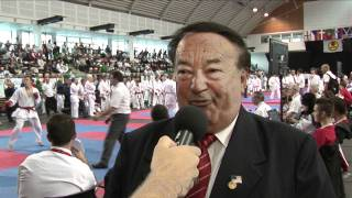 2ND WUKF European Karate Championships, Győr-Hungary, 5th to 9th October 2011. - INTERVIEW VIDEO