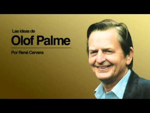 Las ideas de Olof Palme