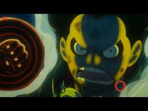 Luffy Vs Gild Tesoro Amv One Piece Film Gold Until The Day I Die Hd