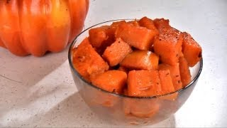Caramelized Butternut Squash - Thanksgiving Side Dish