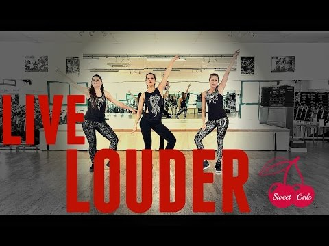 Live Louder I Dance Fitness I SGC