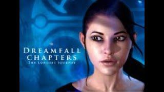 Dreamfall Chapters: A Longest Journey, trailer presentación