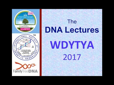 Autosomal DNA demystified (Debbie Kennett)