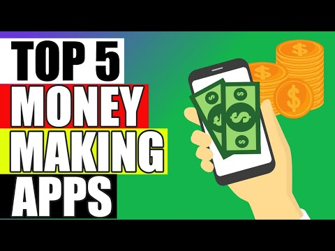 TOP 5 BEST Money Making Apps That Pay You Real Money INSTANTLY! (NEW APPS THAT PAY YOU IN 2021)