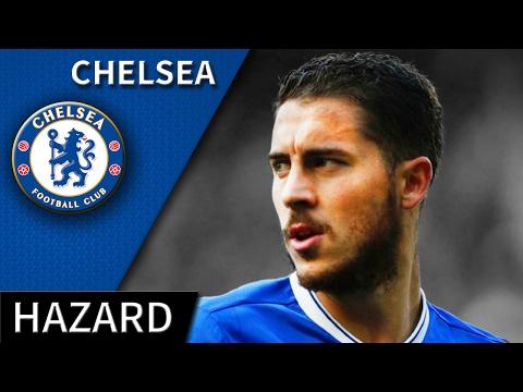 Eden Hazard • Chelsea • Best Skills, Passes & Goals • HD 720p
