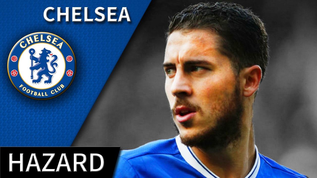 Download Eden Hazard • Chelsea • Best Skills, Passes & Goals • HD 720p