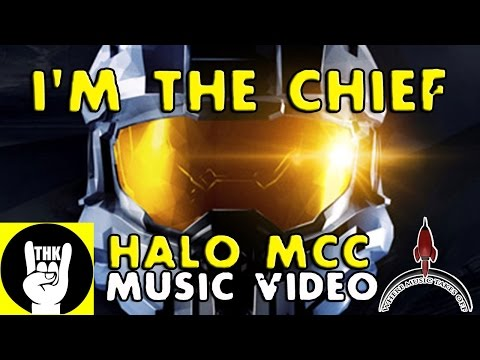 ROCKIT AND TEAM HEADKICK- I'M THE CHIEF: HALO MCC