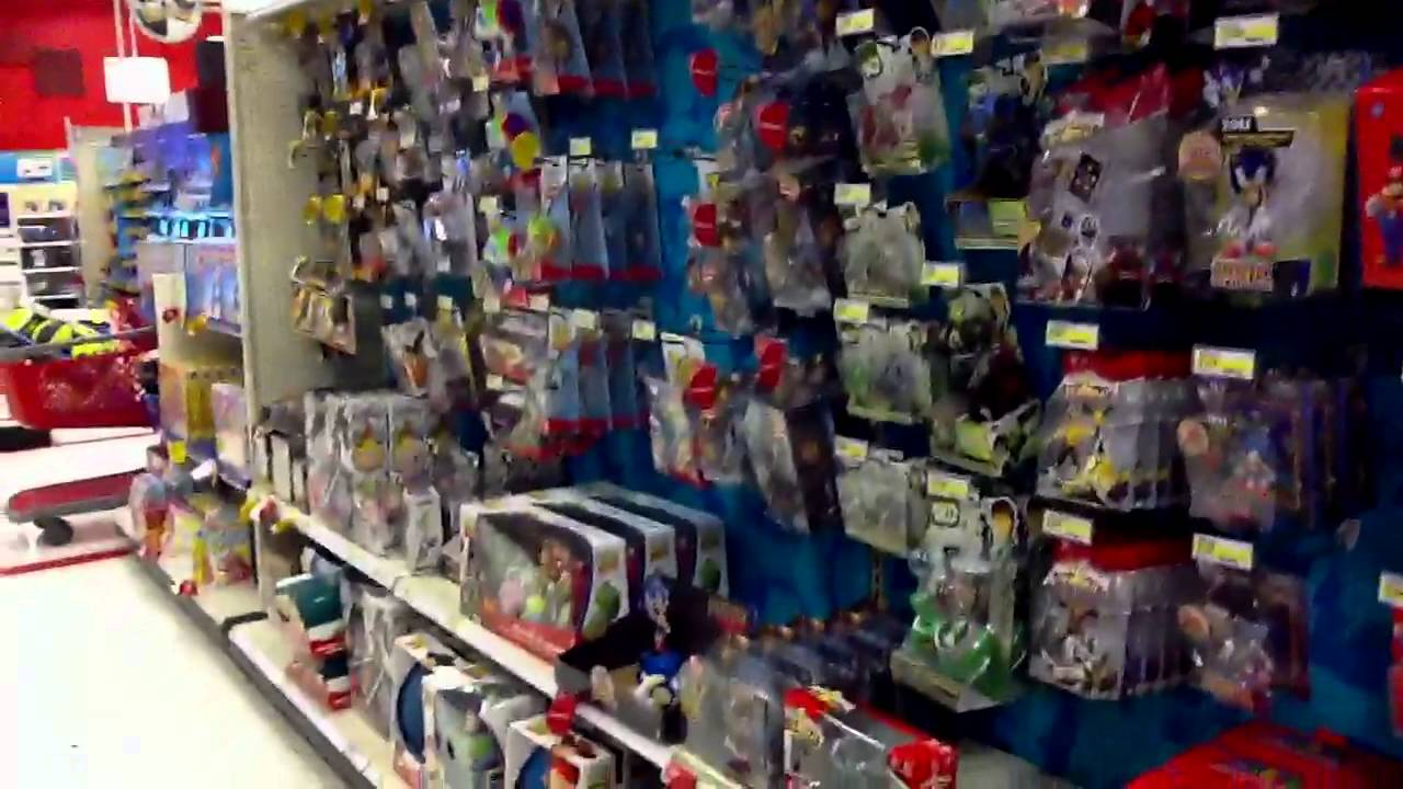 Target Toys For Boys : Target mixed bag toy section youtube