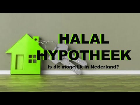 Is een halal hypotheek mogelijk in Nederland?