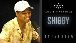 The Shiggy Show pulled up to The Angie Martinez Show today! ▻ Don't...
