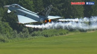 Eurofighter Typhoon RC JET with G-FORCE Smoke-EL